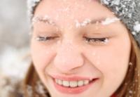 Спасаем кожу от мороза