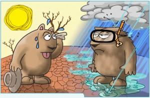 Смена климата - зло или благо?