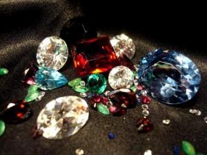 Время собирать драгоценные камни