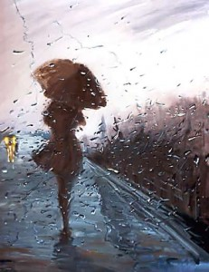 Дождик-дождик, пуще!
