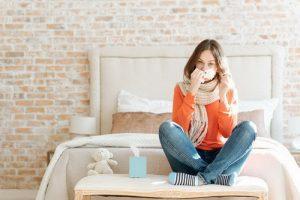 Низкая влажность – лучшая подруга гриппа